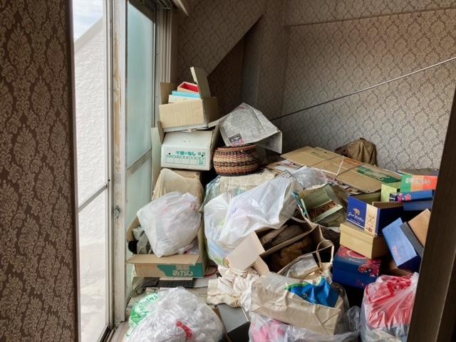 名古屋市名東区にて遺品整理・誠に有難うございました。